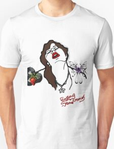 Desire (for strawberries and music) T-Shirt