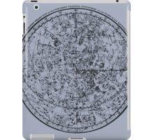 Vintage Astronomy Chart. iPad Case/Skin
