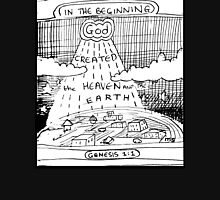 GENESIS 1:1 IN THE BEGINNING Unisex T-Shirt