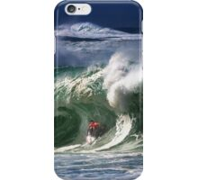 Andy Irons At 2009 Quiksilver in Memory of Eddie Aikau Contest iPhone Case/Skin