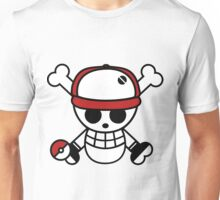 Red pirate 1 Unisex T-Shirt