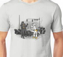 Great Scott, Holy Fender Benders  Unisex T-Shirt