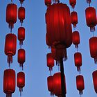 Hanging Lanterns by j0sh