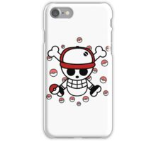 Red pirate 2 iPhone Case/Skin