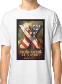 Justice Served. Classic T-Shirt