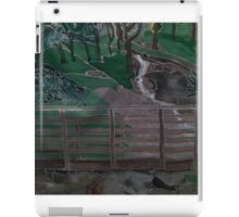 A fine Day in the English Countryside Part 2 iPad Case/Skin