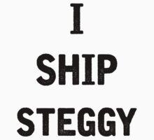 I Ship Steggy by julia1798