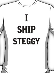I Ship Steggy T-Shirt