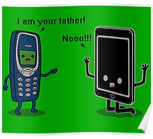 I am your father! Phone Poster