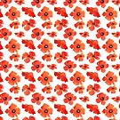 - Poppy pattern - by Losenko  Mila