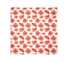- Poppy pattern - Scarf