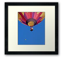Albuquerque International Balloon Fiesta, 2011.3 Framed Print