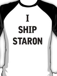 I Ship Staron T-Shirt