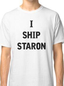 I Ship Staron Classic T-Shirt