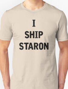 I Ship Staron Unisex T-Shirt
