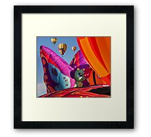 2011 Special Shapes - Butterfly Framed Print