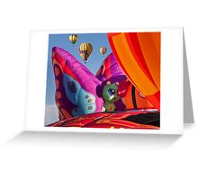 2011 Special Shapes - Butterfly Greeting Card