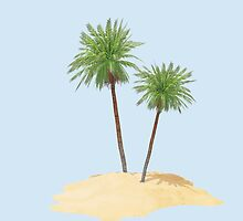Palms on the Island by enlife