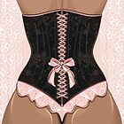 corset by torishaa
