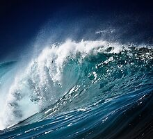Winter Waves At Pipeline 15 by Alex Preiss