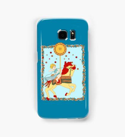 The Tarot Sun  Samsung Galaxy Case/Skin