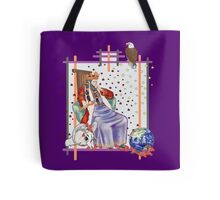 The Tarot Emperor Tote Bag