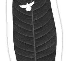 Last leaf Sticker