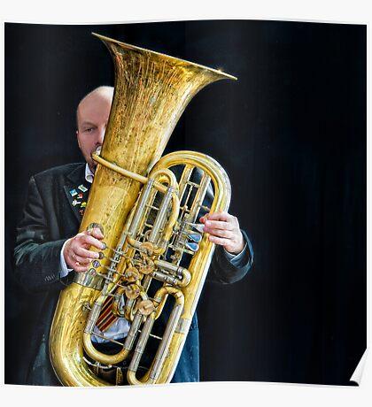 Mnozil Brass - Wilfried Brandstötter Poster