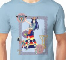 Celtic Taurus Unisex T-Shirt