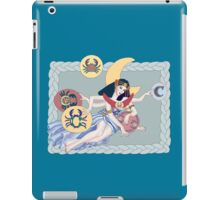celtic cancer iPad Case/Skin