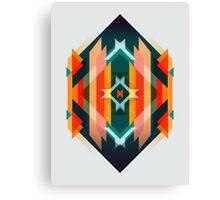 Rough Diamond Canvas Print
