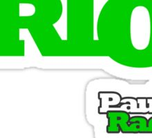 ca-RIO-ca from Paul in Rio Radio Sticker
