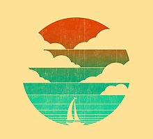 Go West (sailing) by Budi Kwan