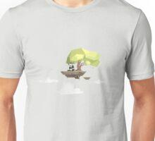 Poly Panda Bear Unisex T-Shirt