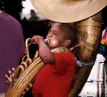 Musician: New Orleans by Alex Preiss