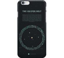 The Kuiper belt iPhone Case/Skin