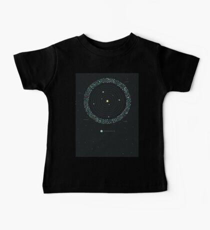 The Kuiper belt Baby Tee