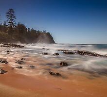 Norfolk Is. Mystical Beach Pt 2 by DavidMelville