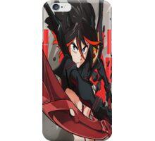 Kill La Kill, vicious Ryuko Matoi! iPhone Case/Skin