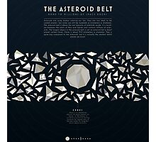 Ceres and the asteroid belt Photographic Print