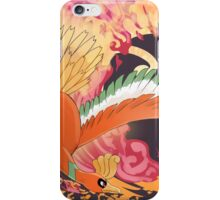 Ho-Oh (Okami Inspired) iPhone Case/Skin