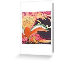 Ho-Oh (Okami Inspired) Greeting Card