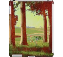 Daisy's in the field iPad Case/Skin