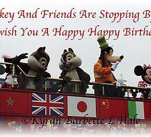 Mickey And Friends by DreamCatcher/ Kyrah