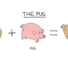 The Pug by scarriebarrie