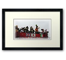MICKEY AND FRIENDS Framed Print
