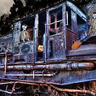 All aboard to Boot Hill!! by JandeBeer