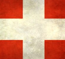 Swiss Flag Sticker