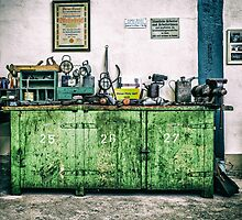 The Workbench by novopics