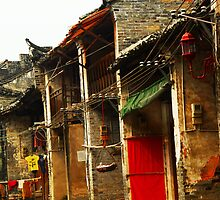 Xingping Street by AlliD